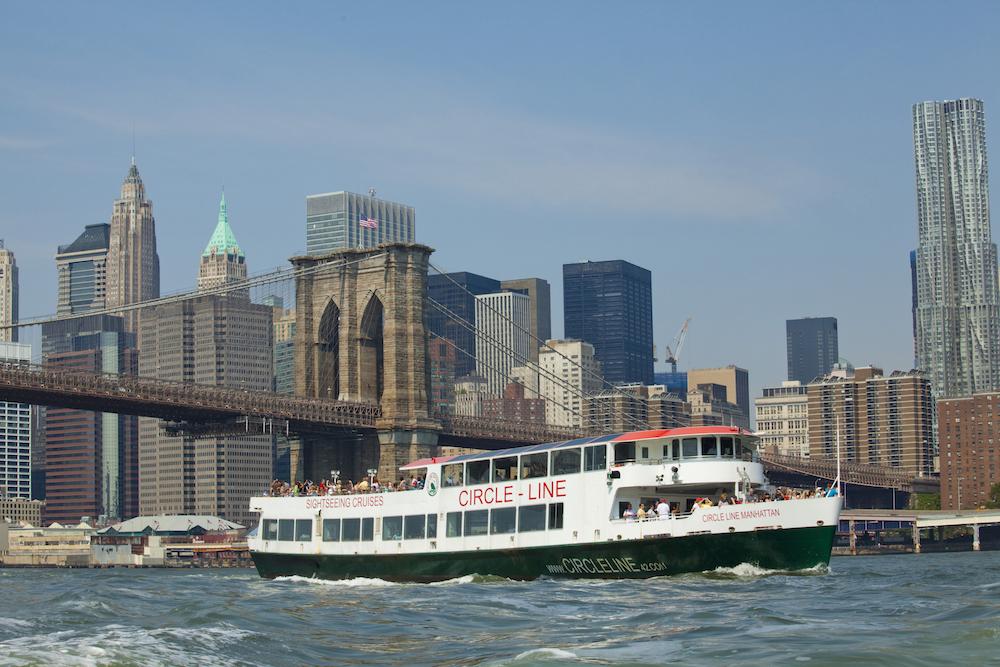Paseo en Barco Nueva York
