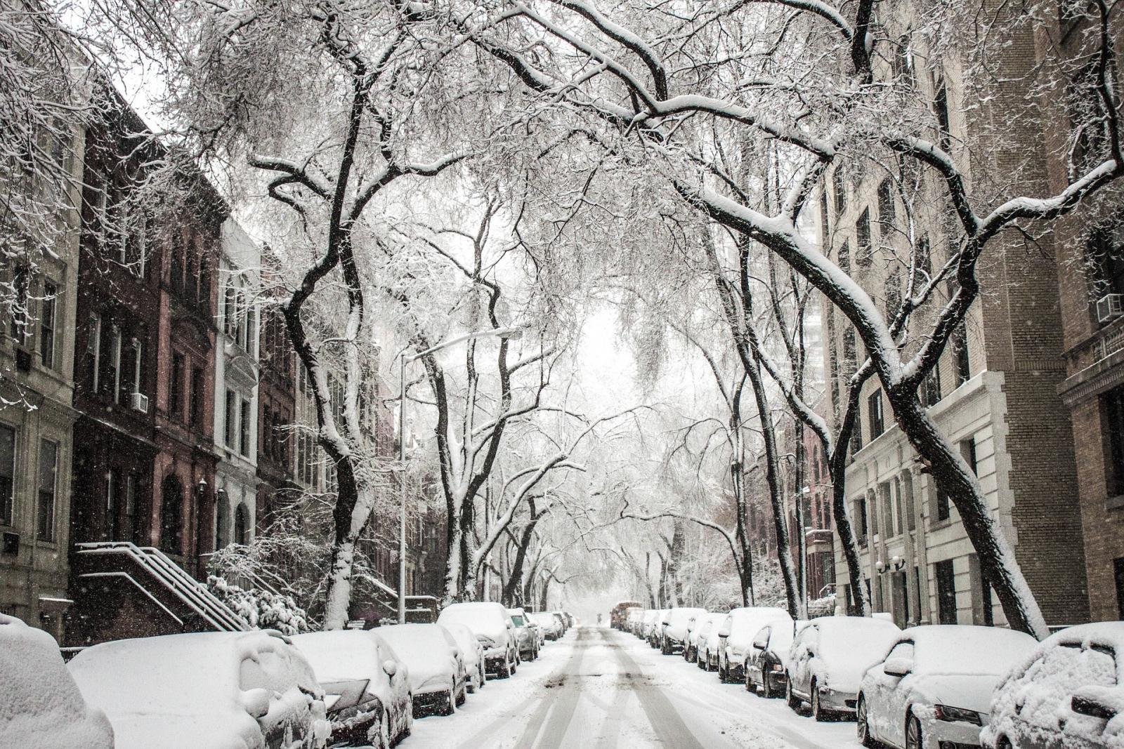 Snow blizzard ir - 5 4