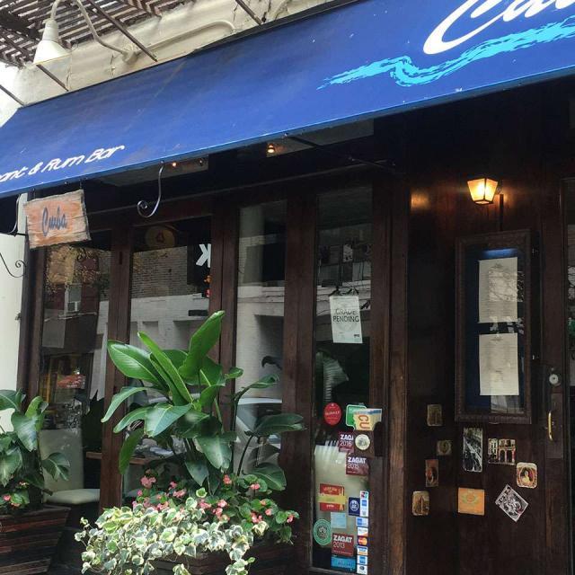 Cuba Rum Bar & Restaurant en el Greenwich Village