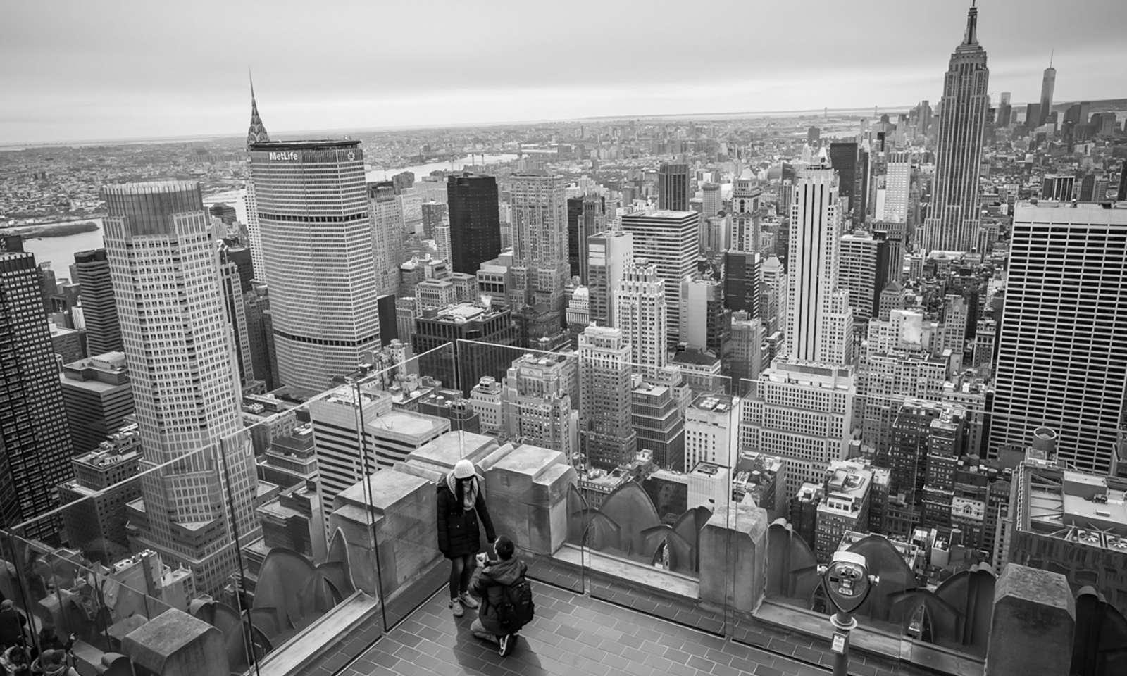visitar top of the rock