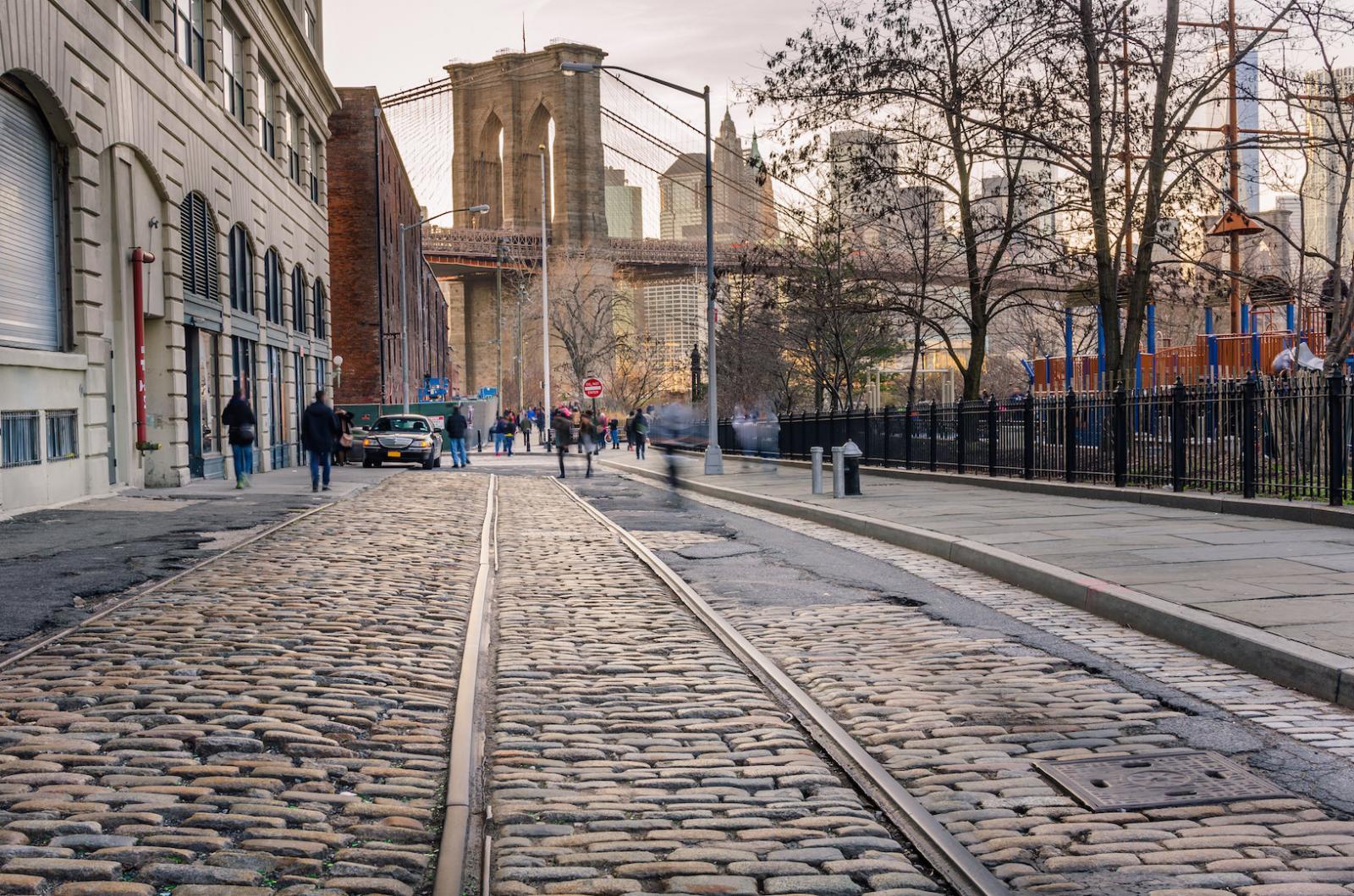 Tour Contrastes de Nueva York: en Brooklyn