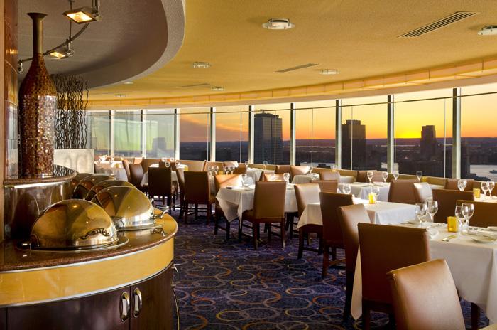 Rooftop restaurants New York