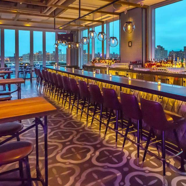 Los mejores restaurantes Rooftop de Nueva York
