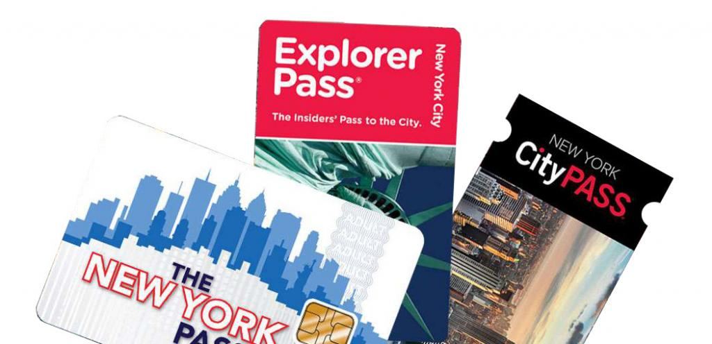 Pases Nueva York: New York Pass, Explorer Pass, City Pass