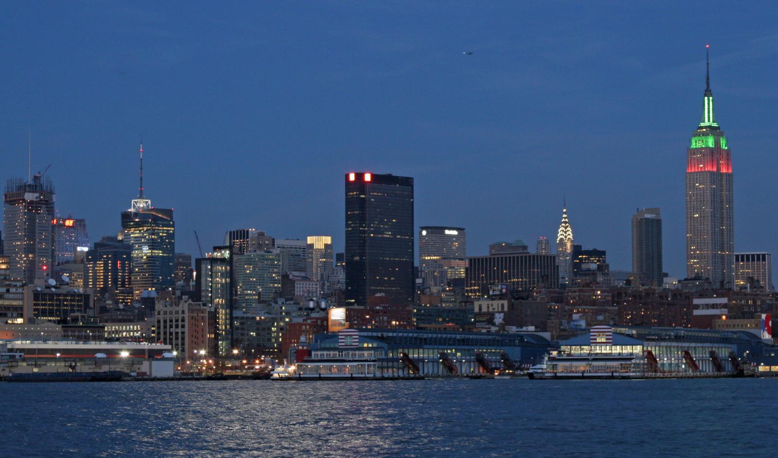 Crucero de Nochebuena en Nueva York: Bateaux