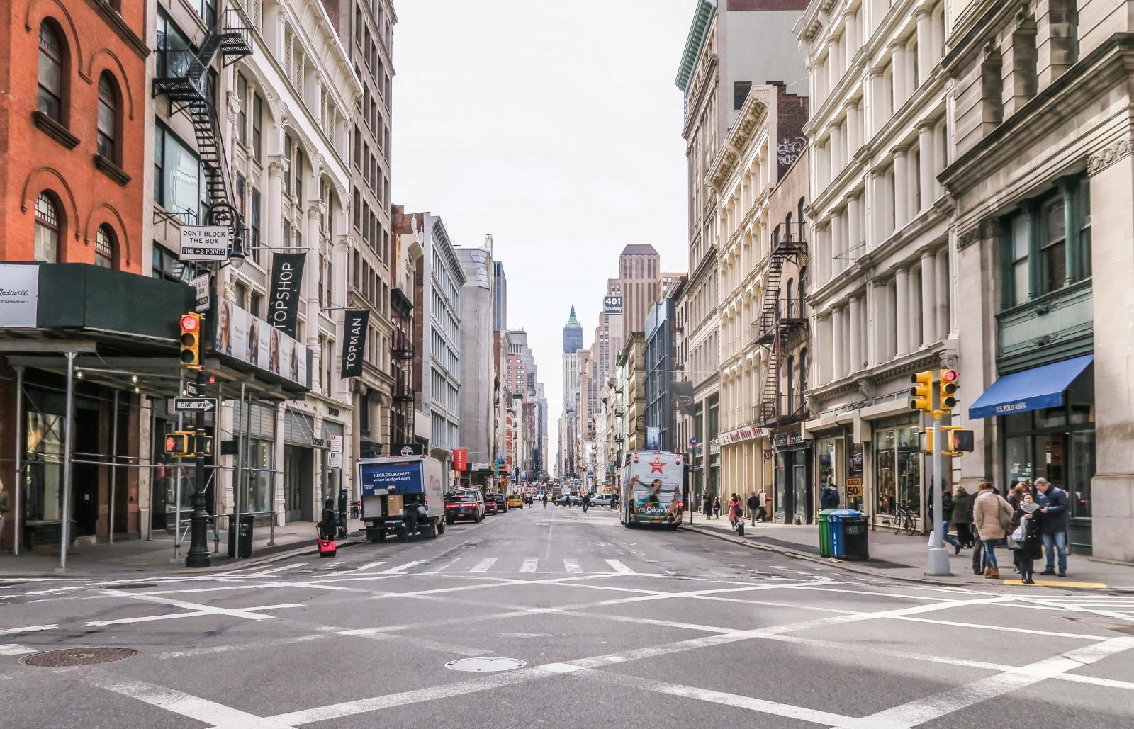 Soho en Nueva York, un barrio único
