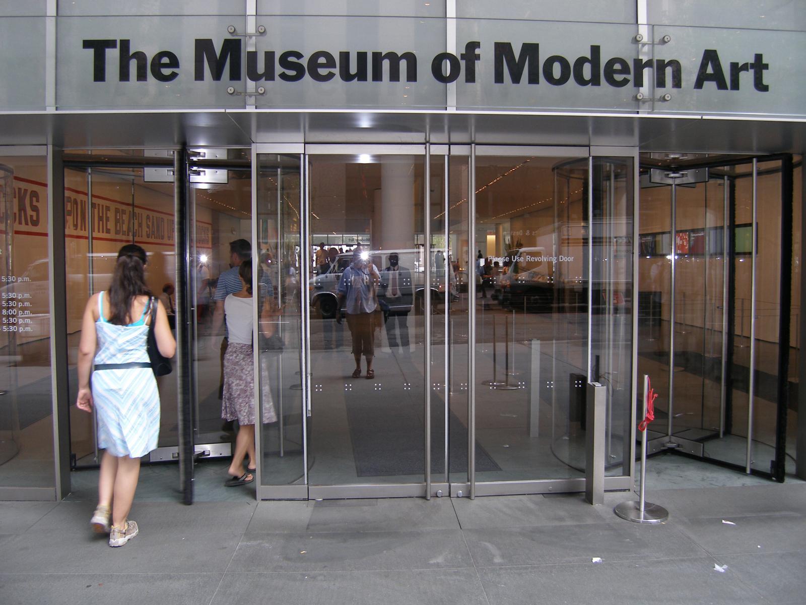 Museo de arte moderno de Nueva York: Moma