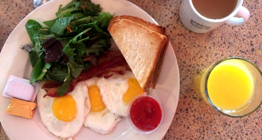 Descubre lo mejor de Nueva York en 7 días: Desayuno