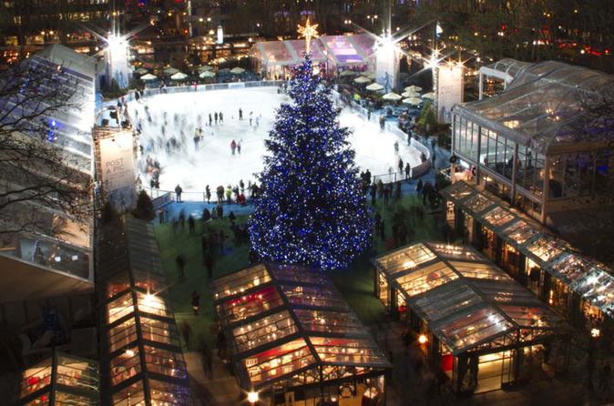 Que hacer en Navidad en Nueva York: Tour a pie por Manhattan