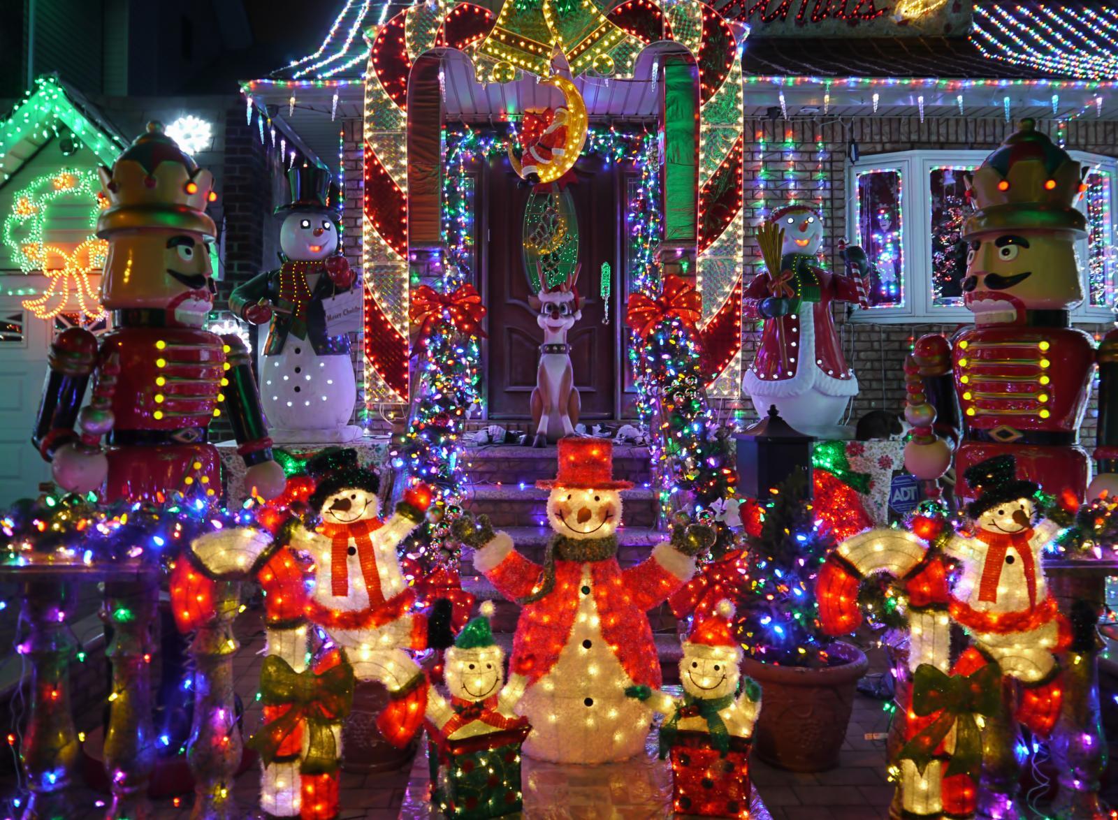 Navidad en Nueva York con niños: actividades