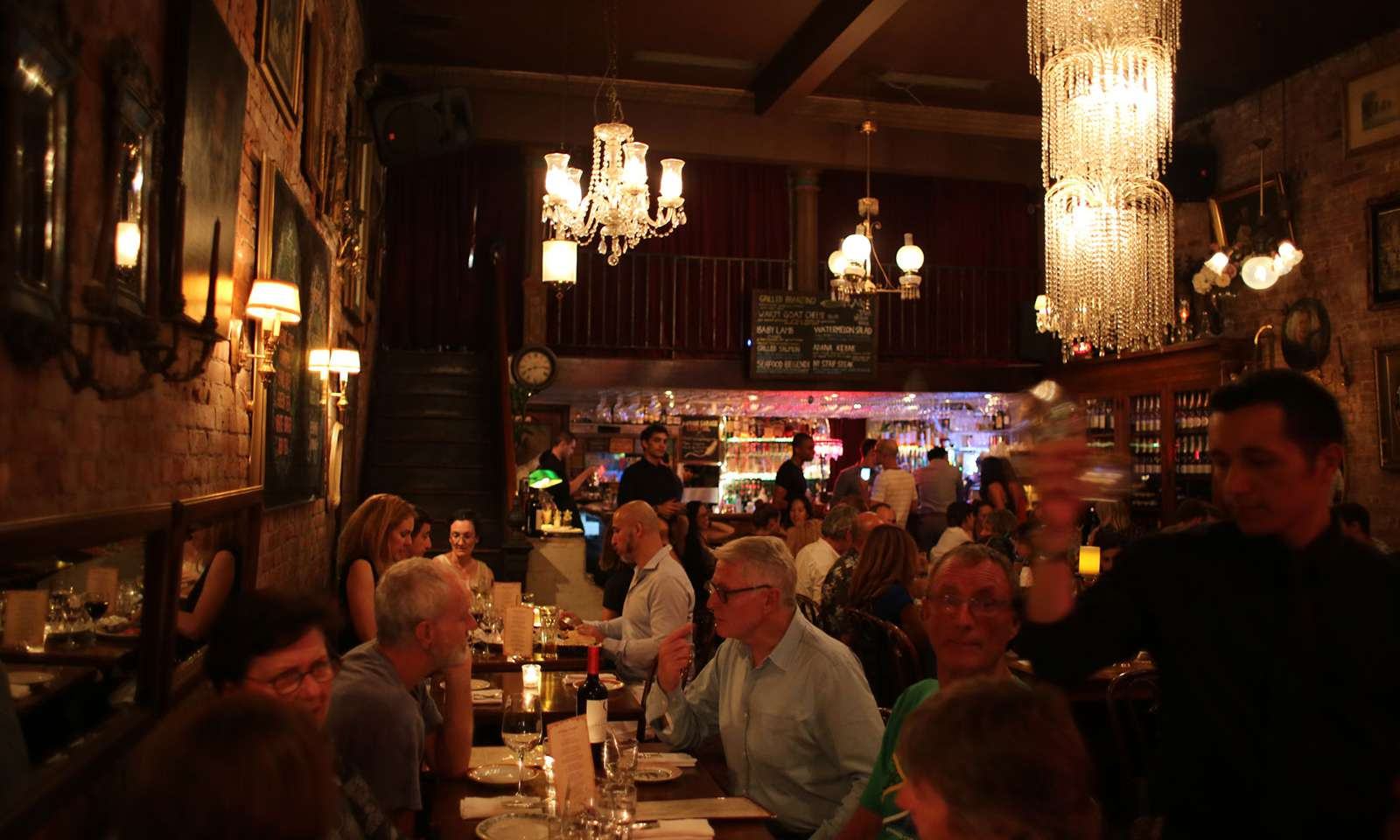 Restaurantes en el soho new york - Auto doctors