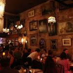 Restaurante Antique Garage en SoHo