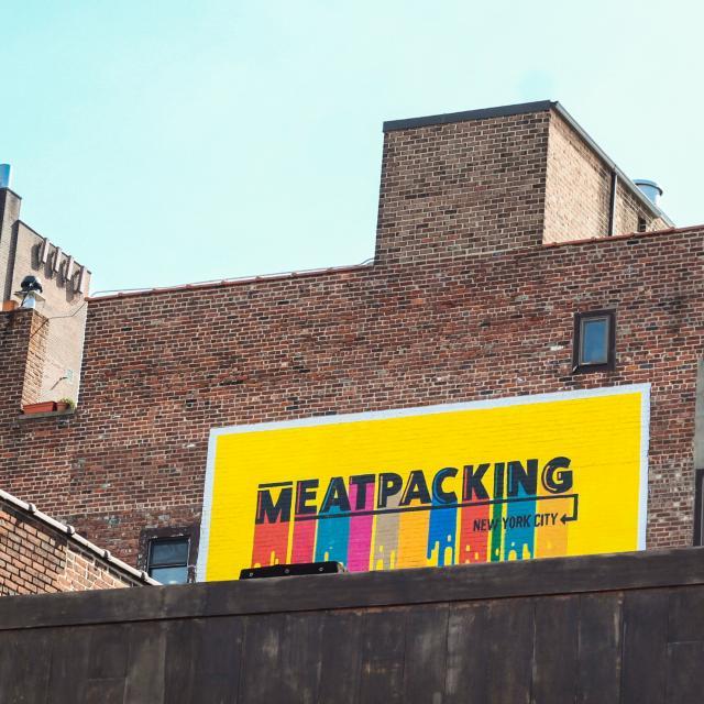 El Meatpacking District en Nueva York
