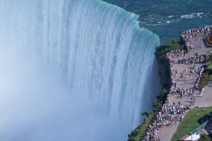 Cataratas del Niagara desde Nueva York