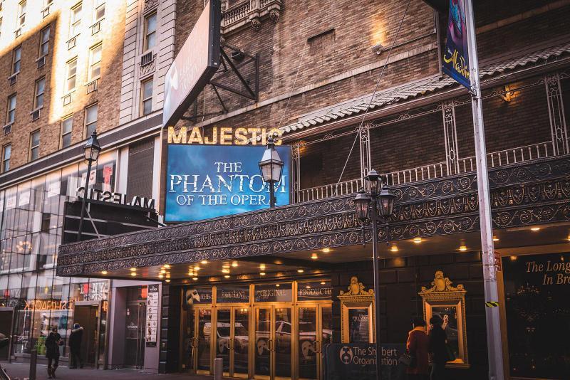Mewjores musicales de Broadway