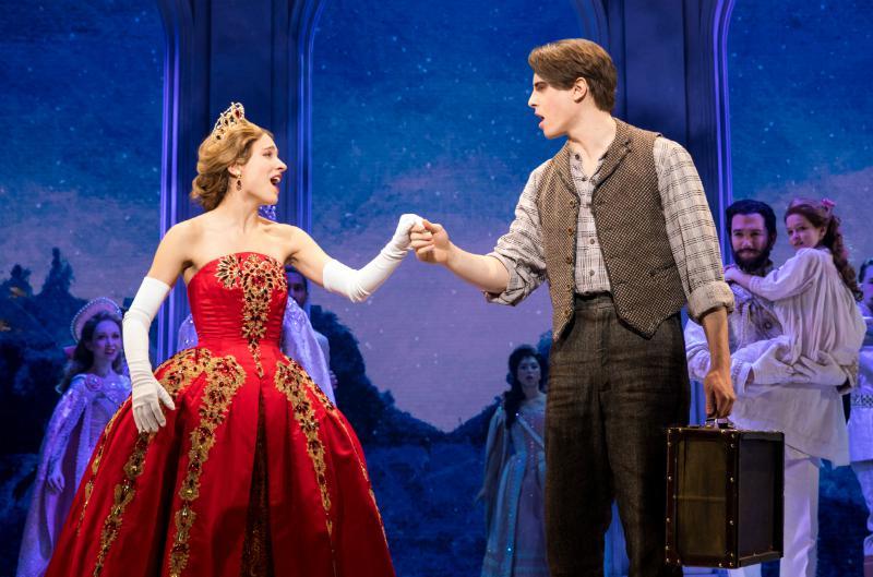 Anastasia en Broadway, Nueva York
