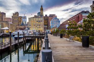 Ciudades cercanas a Nueva York: Boston