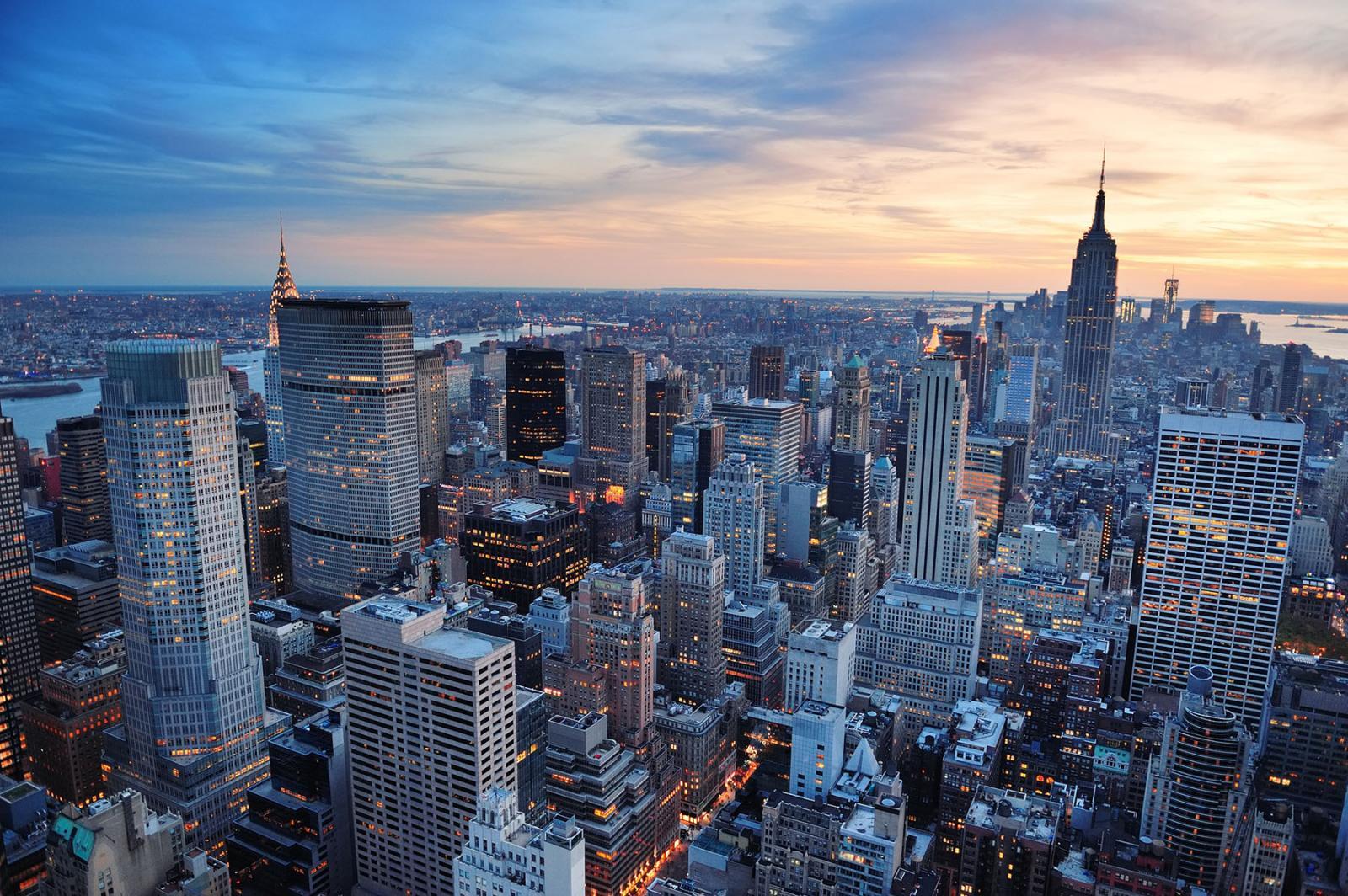 Helicóptero Nueva York