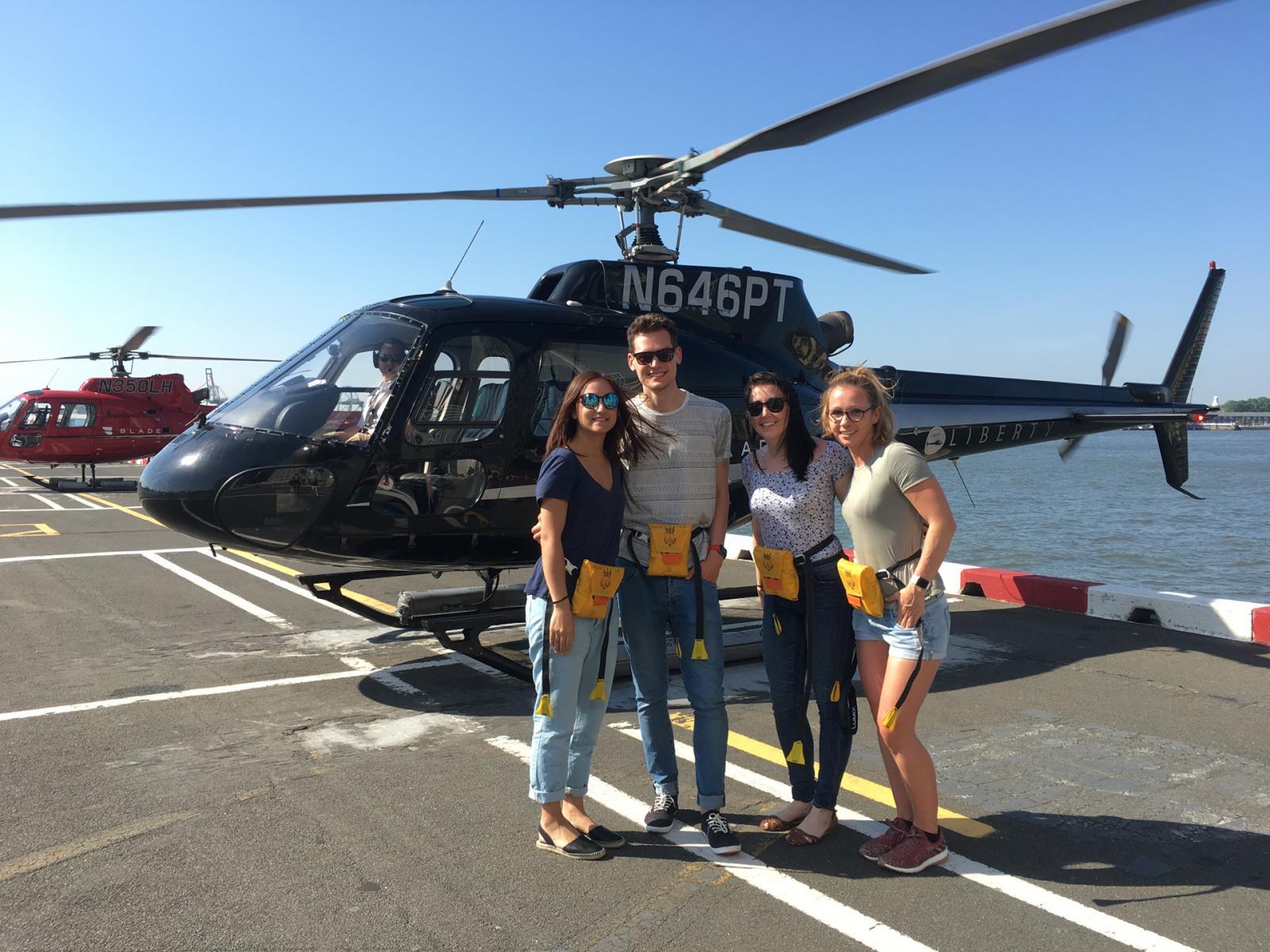 Vuelo en helicóptero en Nueva York –LNY
