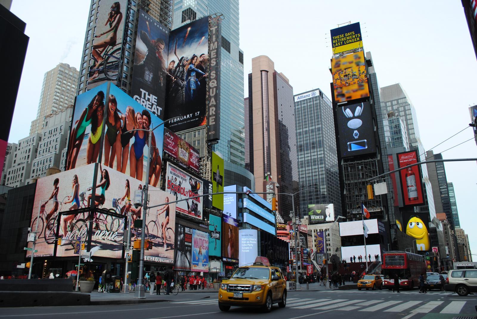 Ver Nueva York en 4 días