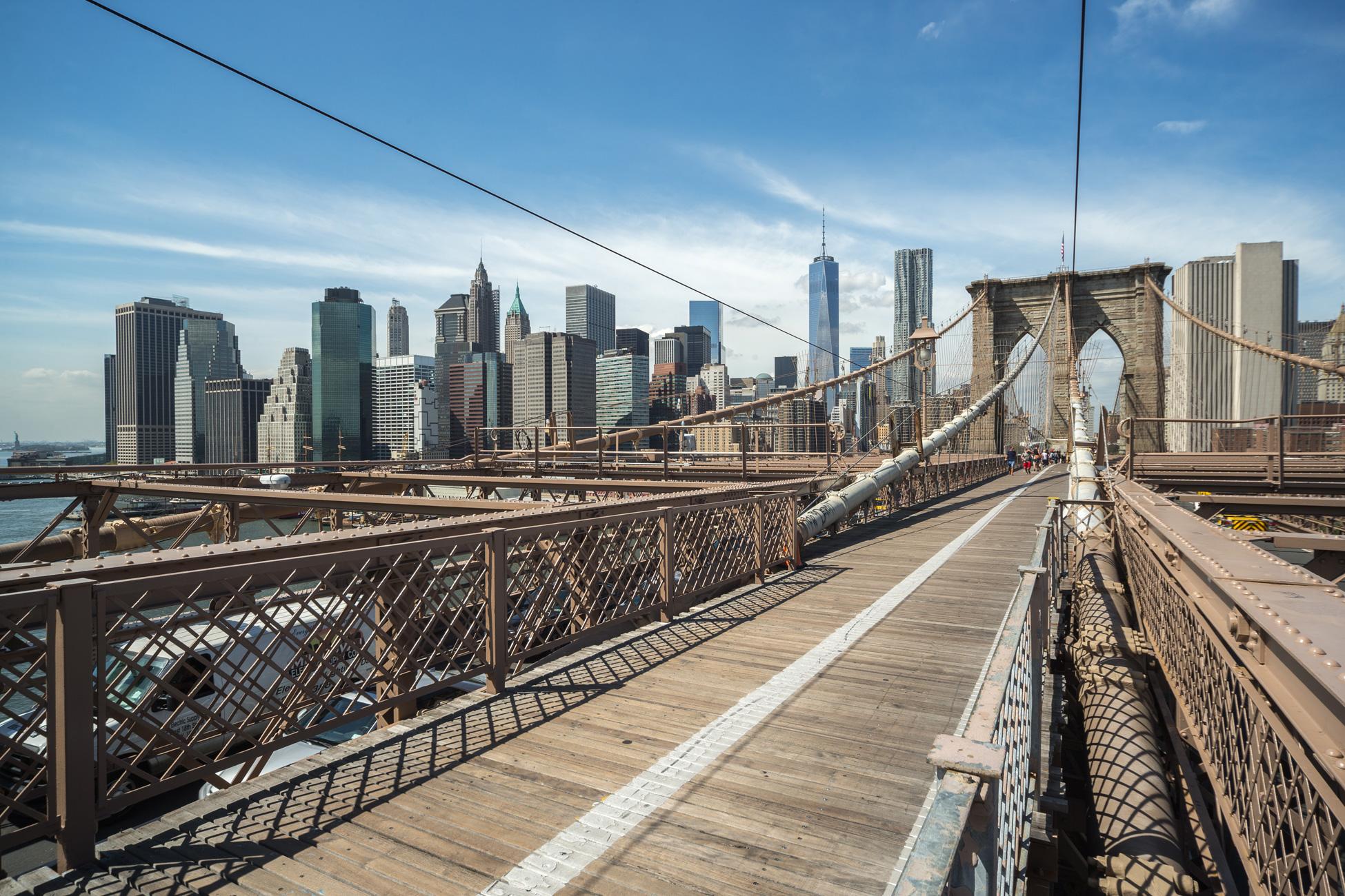 ▷ Nueva York en 4 días ¡Saca el 100% de un viaje corto a Nueva York!