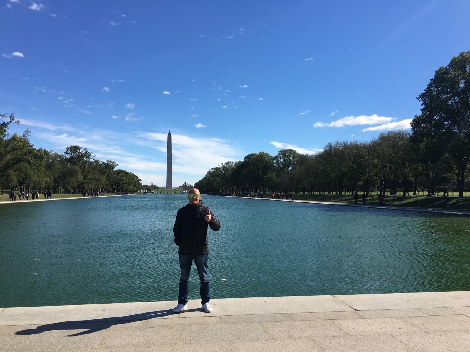 Visitar Washington desde Nueva York: Experiencia
