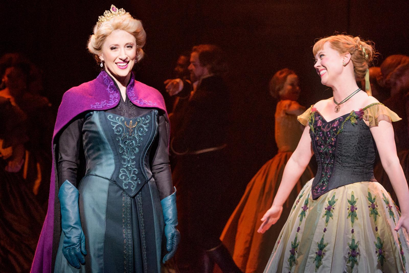 El Musical de Frozen en Nueva York