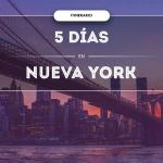 Nueva York en 5 días