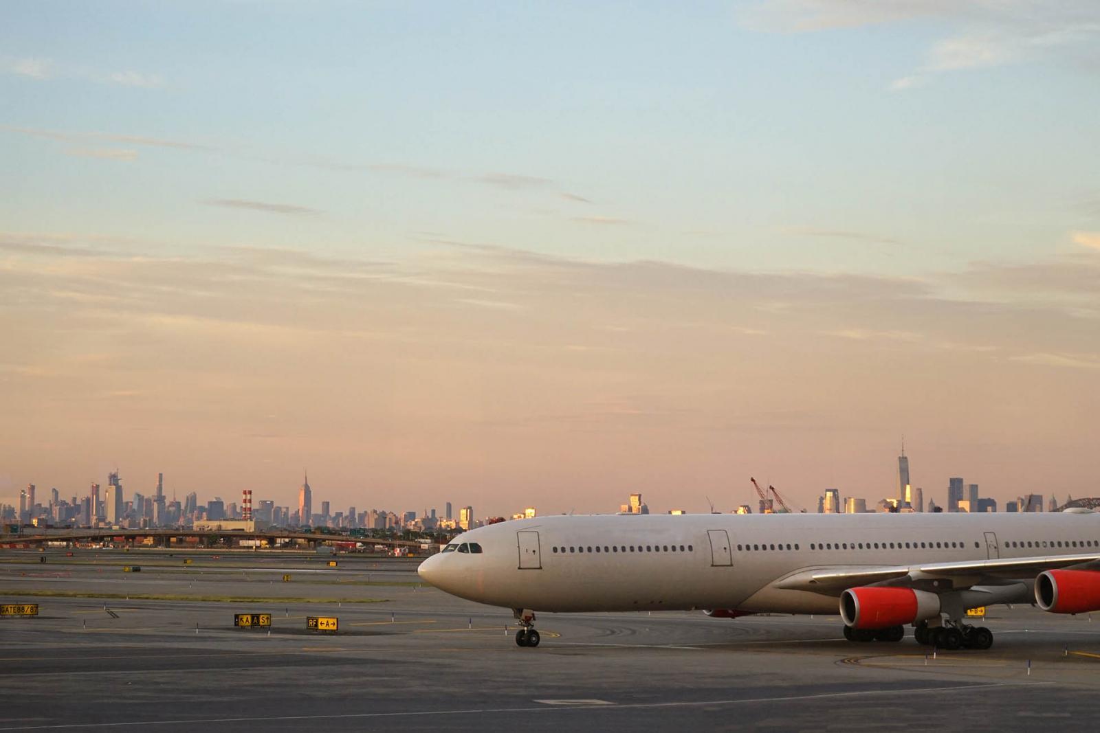 Aeropuerto Newark New York