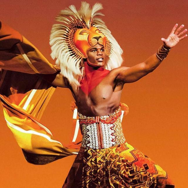 El musical del Rey León en Broadway