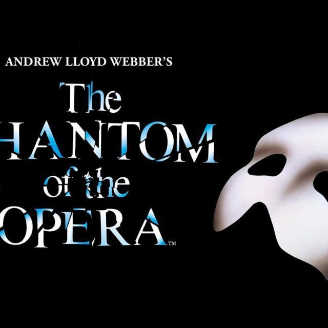 El Fantasma de la Ópera en Broadway