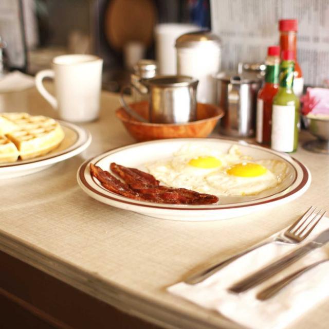 ¿Dónde desayunar en Times Square?