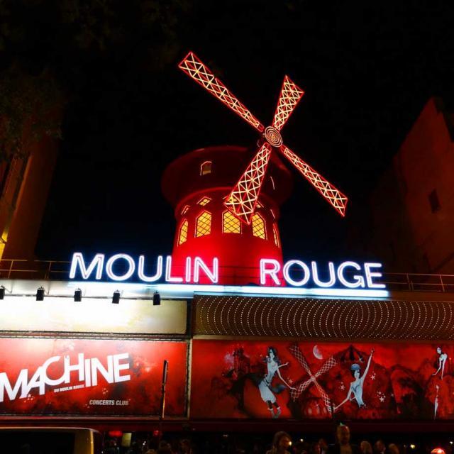 El musical de Moulin Rouge en Broadway
