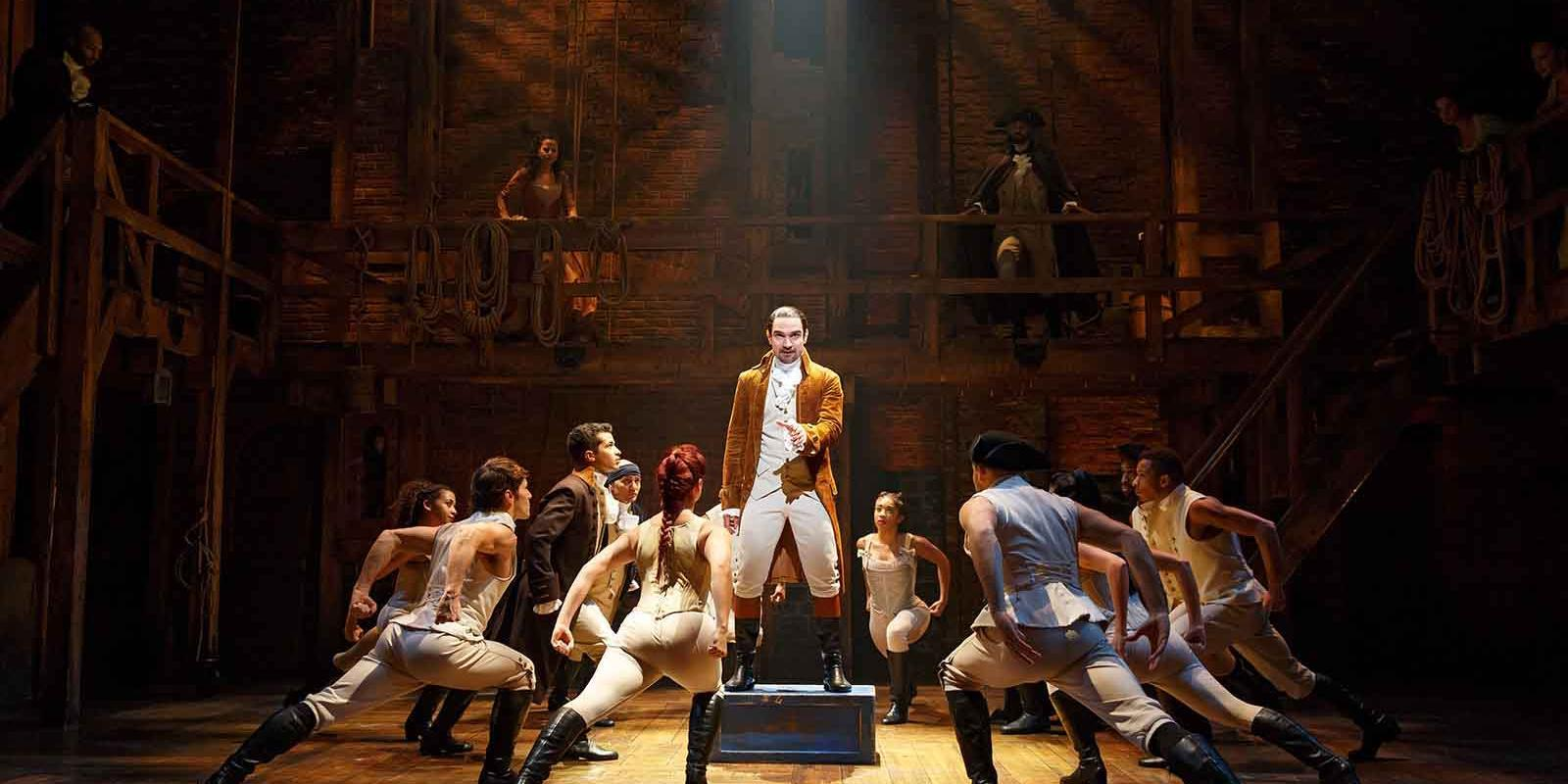 ▷ El musical de Hamilton en Broadway – Información + Entradas 2020