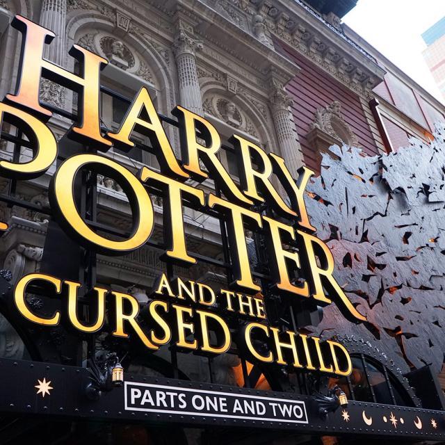 Harry Potter y el legado maldito en Broadway