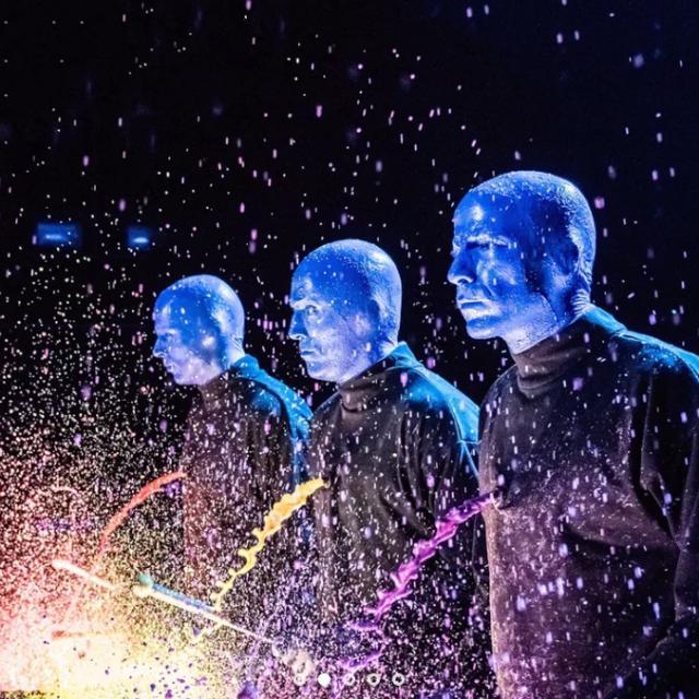 Blue Man Group en New York