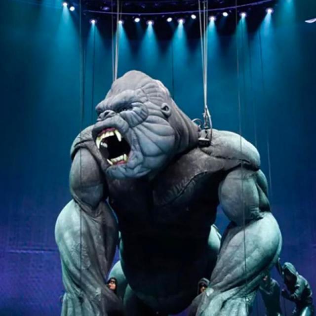 King Kong en Broadway