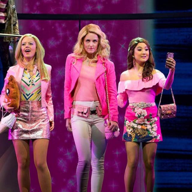 Mean Girls en Broadway