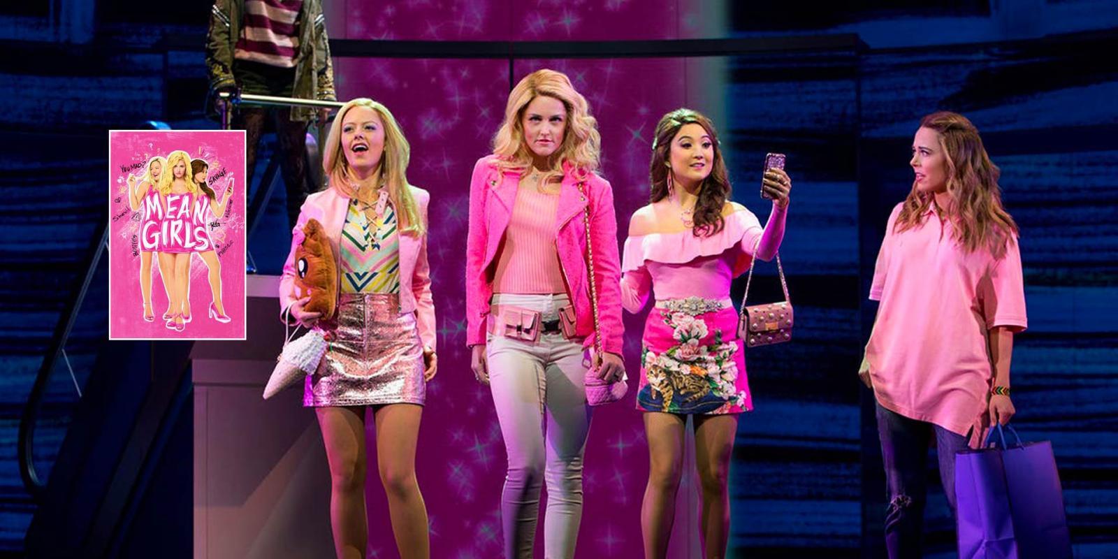 Resultado de imagen para Mean Girls obra musical