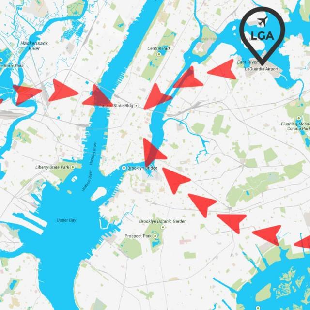 Traslado Newark (EWR) a Manhattan