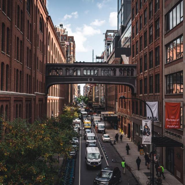 Las 25 mejores cosas de la High Line de New York