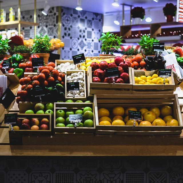 Mercado Little Spain en New York