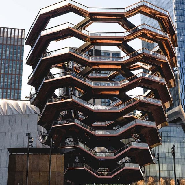 The Vessel en NYC