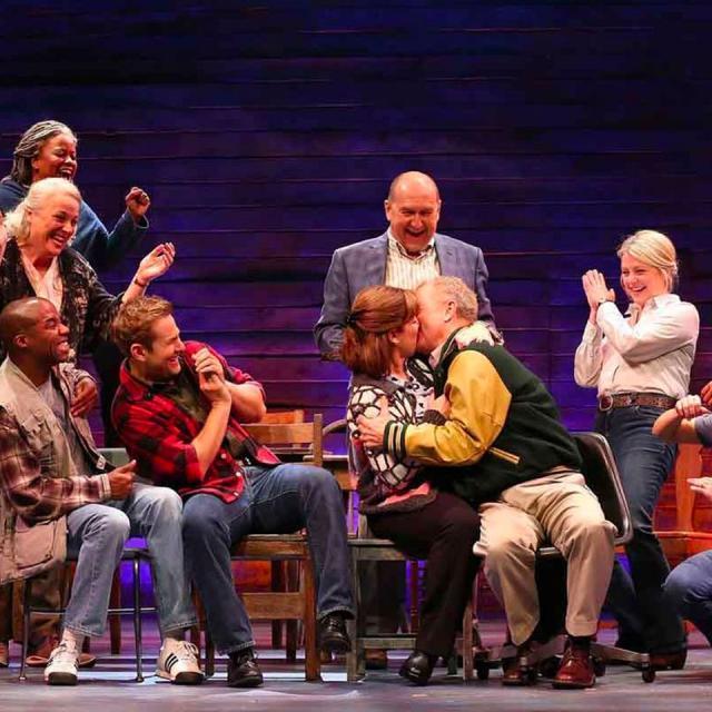 Come From Away en Broadway