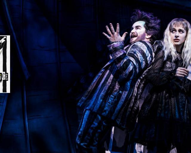 Beetlejuice en Broadway