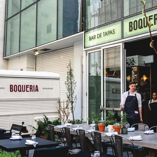 Boqueria New York: el mejor bar de tapas de la Gran Manzana