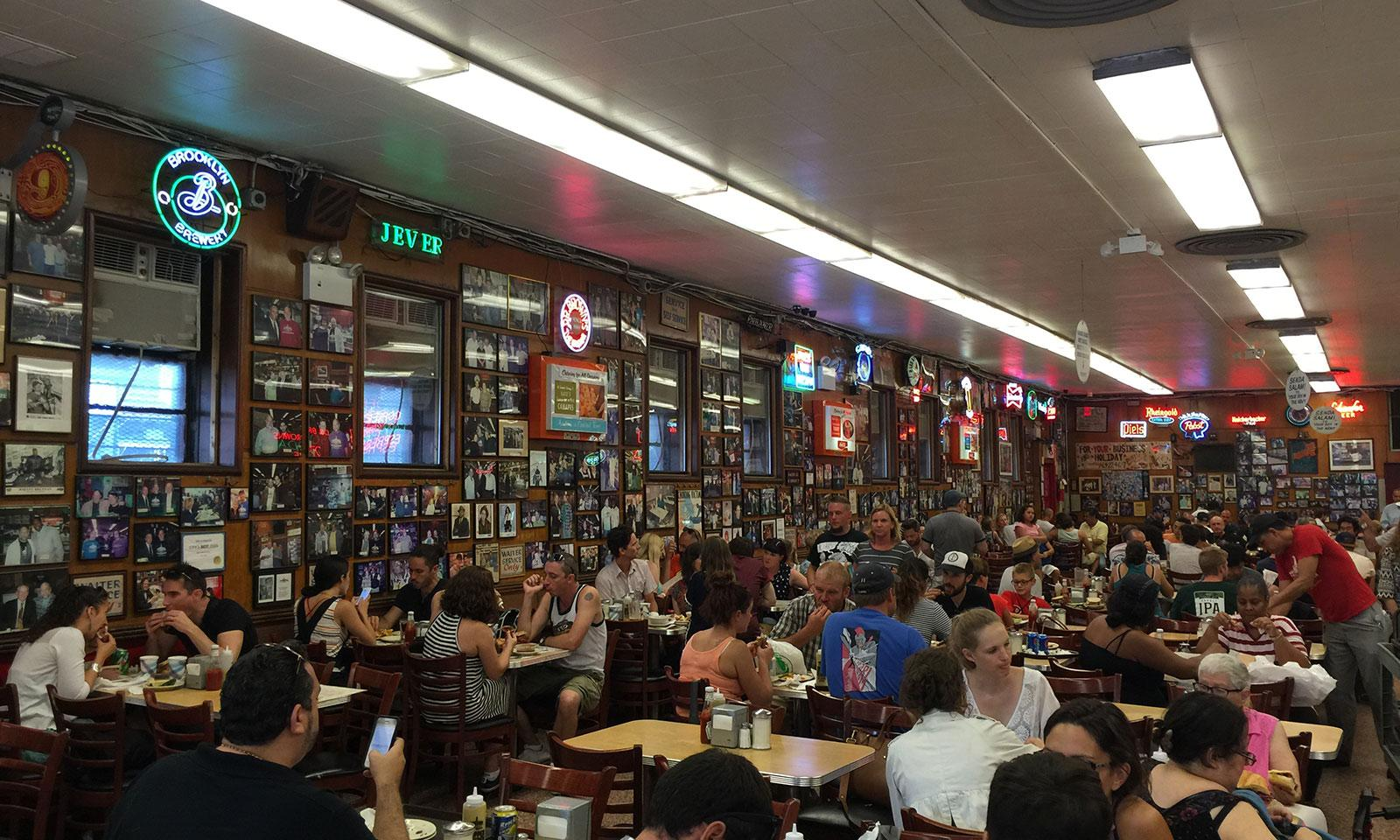Katz Delicatessen NYC