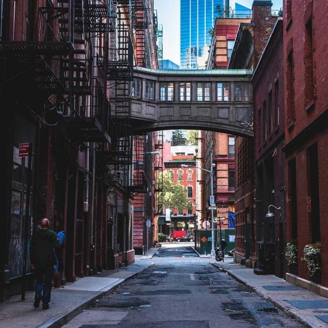 Tribeca en New York