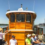 Paseo en barco por Nueva York: el Architectural Boat Tour