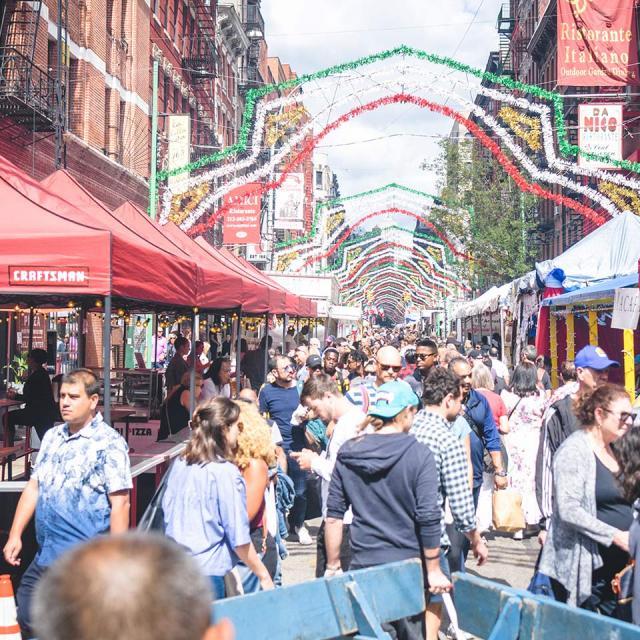 San Gennaro New York: ¡La guía definitiva de esta fiesta de Little Italy!